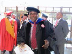 Sheasby Matiure Graduation