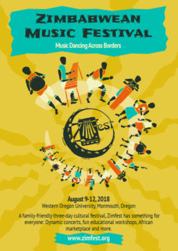 Zimbabwean Music Festival - Music Dancing Across Borders - August 9-12, 2018 - A family-friendly three-day cultural festival, Zimfest has something for everyone: Dynamic concerts, fun educational workshops, African marketplace and more.