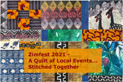 Zimfest 2021 - A Quilt of Local Events... Stiched Together